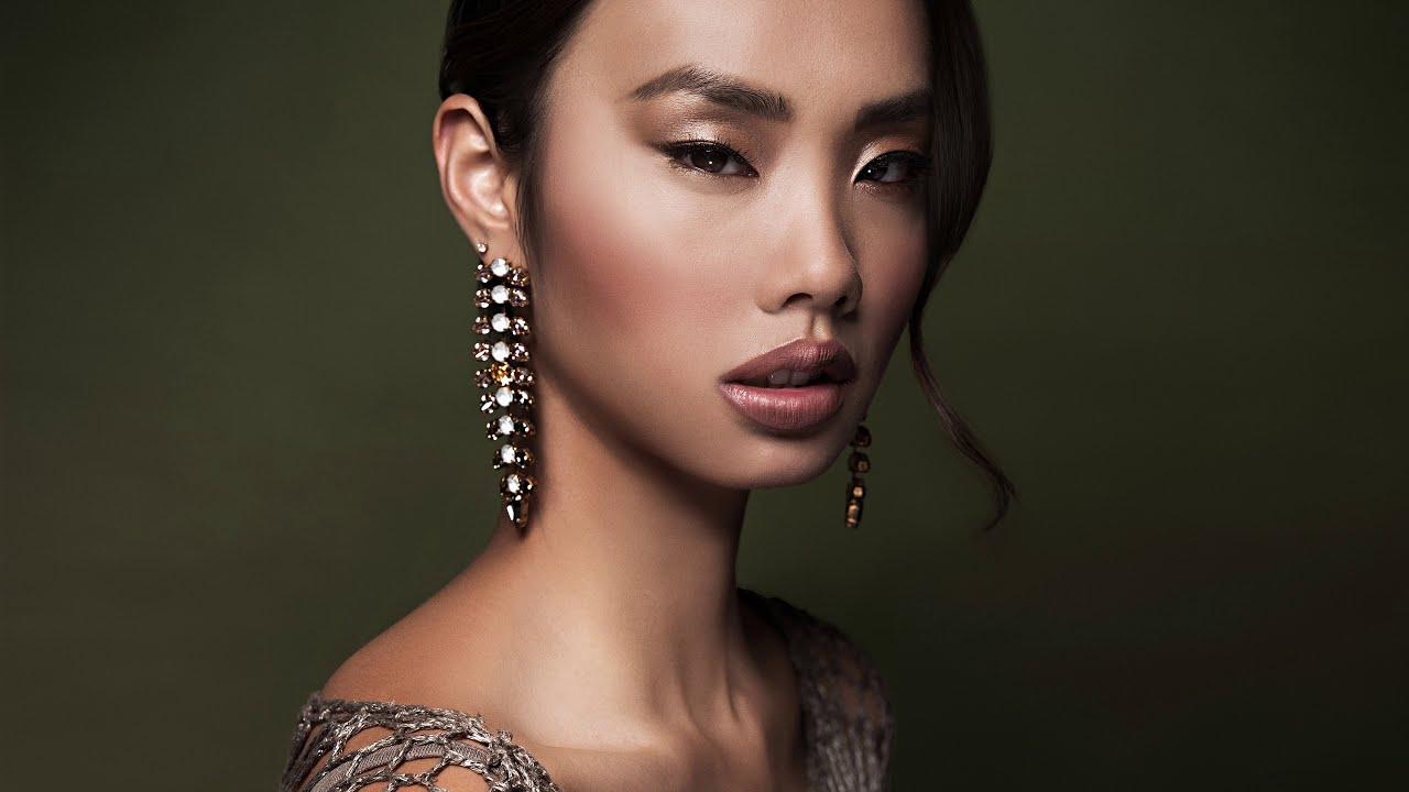 glowy beauty photography lighting tutorial by patrick seguin