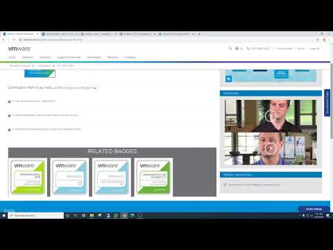 036 #vmwaredailytip | Tips I used to pass the VCP-DCV 6.7 Delta ...