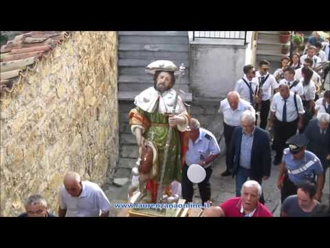 Preview video Video processione San Rocco 2016 Laurenzana 16 agosto 2016