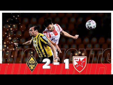 FK Kairat Almaty 2-1 FK Crvena Zvezda Belgrad