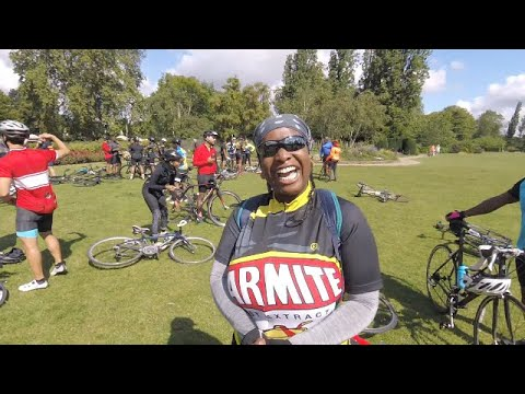 Black cyclists held an open invitation to beginner cyclists. You won't believe what happened. mp3 yukle - MAHNI.BIZ