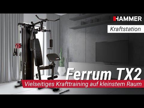 Treeningkeskus Hammer Ferrum TX2