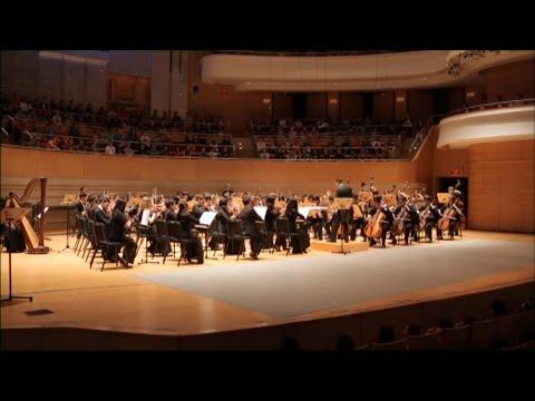 OCYSO Principal Harp 2012-2015