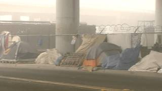 Homeless in Fresno