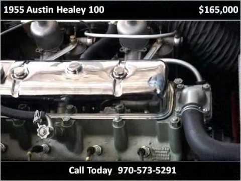 1955 Austin-Healey 100-4 for Sale - CC-1021742