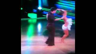 Dancing with stars hottie