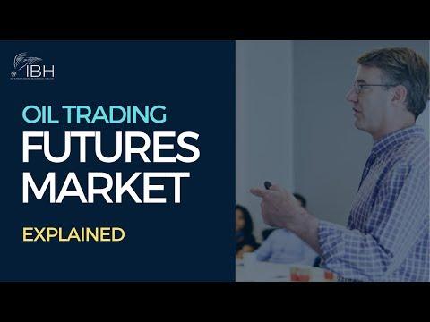 Oil Futures Trading Explained   IBH courses   Crude   Petroleum ...