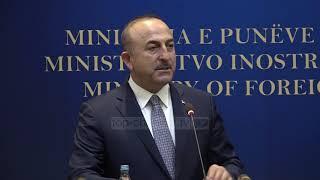 Cavushoglu në Prishtinë: Ekstradoni njerëzit e FETO-s  - Top Channel Albania - News - Lajme