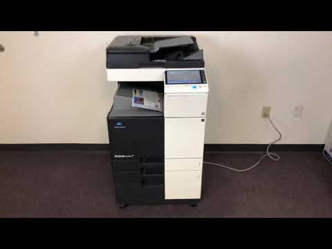 Konica Minolta Laser Printer
