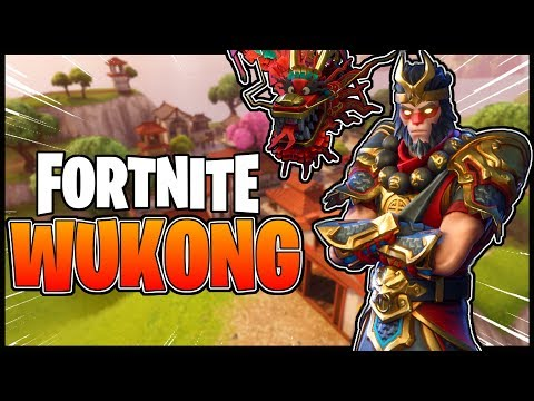 Wukong Royale Dragon Gameplay Fortnite Builder Pro -