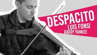 Despacito - Luis Fonsi (Live Violin Cover by Robert Mendoza)