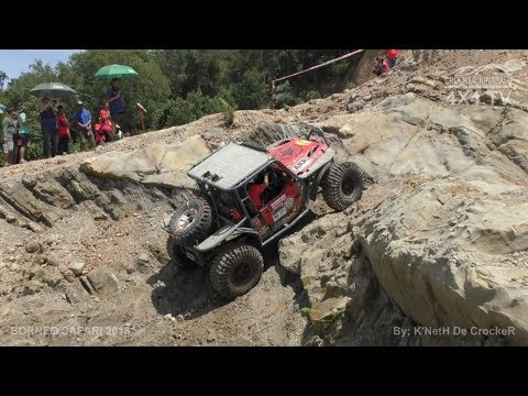 BORNEO SAFARI 2018 - By; K'NetH De CrockeR (Prologue Stage) - (SS2/Part1) (Part3)
