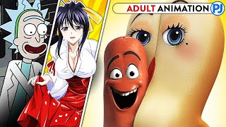 """Why We Like ADULT ANIMATION It So Much!? """"Change in Taste""""  - PJ Explained"""