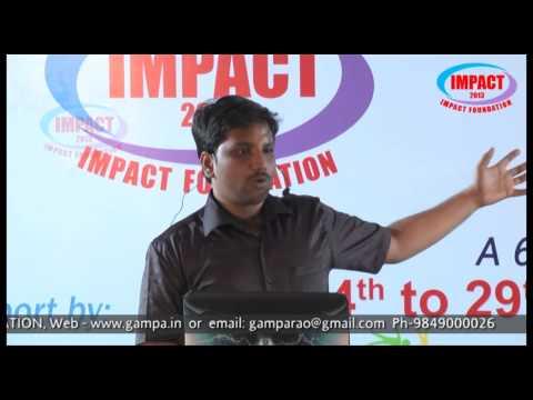 Exploring Internet| Sai Satish |TELUGU IMPACT Hyd Dec 2013-Part2