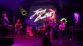Jimmy Buffett With Soley and Friends play Autour du Rocher in St. Barth on Dec. 27, 2017