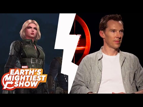 The stars of Marvel Studios' Avengers: Infinity War talk with Earth's Mightiest Show