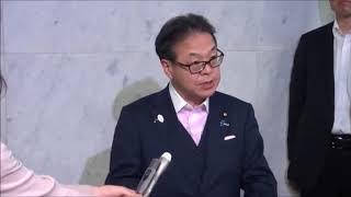 20180518世耕大臣閣議後記者会見