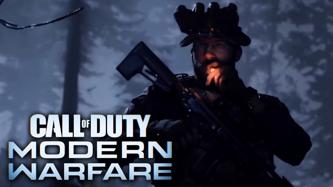 Trailer di Call of Duty: Modern Warfare