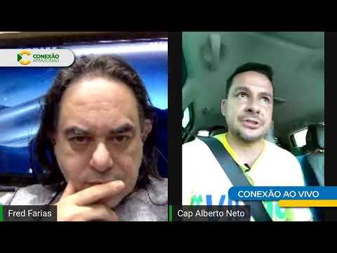 Eleições 2020 - Capitão Alberto Neto