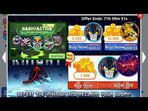 Agar io NEW SKINS 2019!! NEW SKINS AGARIO MOBILE JANUARY
