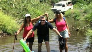 preview picture of video 'טיול לשמורת הזאכי ובריכת המשושים 8-9.7.2011 Trip to Zaki nd Mesusim'