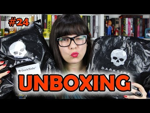 Unboxing DarkSide Books #24