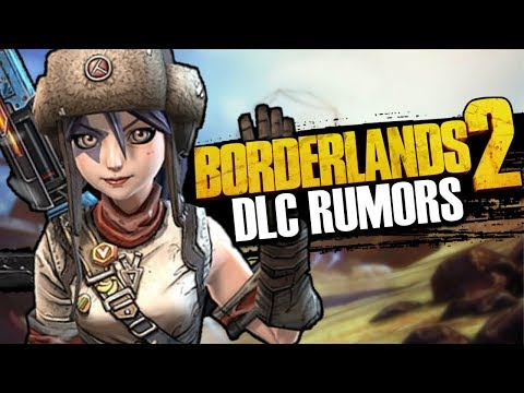 Borderlands 2 MORE DLC RUMORS! 100+ SteamDB Updates, Rainbow Rarity Connection, & More!