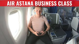 Review: Air Astana 767 Business Class - Most Surprising Flight of the Year!