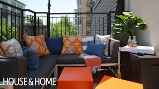 6 Tips For A Weekend Balcony Makeover