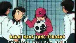 Captain Tsubasa Opening Indonesia