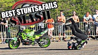 Best Stunts & Fails SMASH