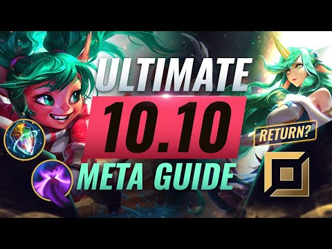 HUGE META CHANGES: BEST NEW BUILDS For EVERY Role - League of Legends Patch 10.10