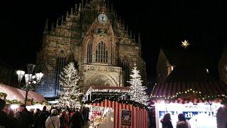German Christmas Market - Nuremberg 2019 | One Of The Best In Europe