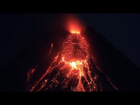 Is volcanic activity on the rise?