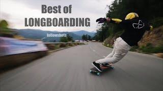 Best of Longboarding - Compilation