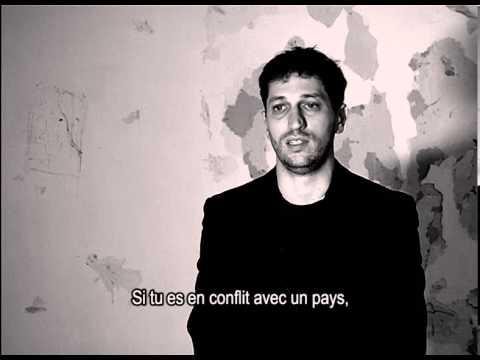 LOGIQUE DE LA PEUR (Israël / Palestine) -bande annonce-