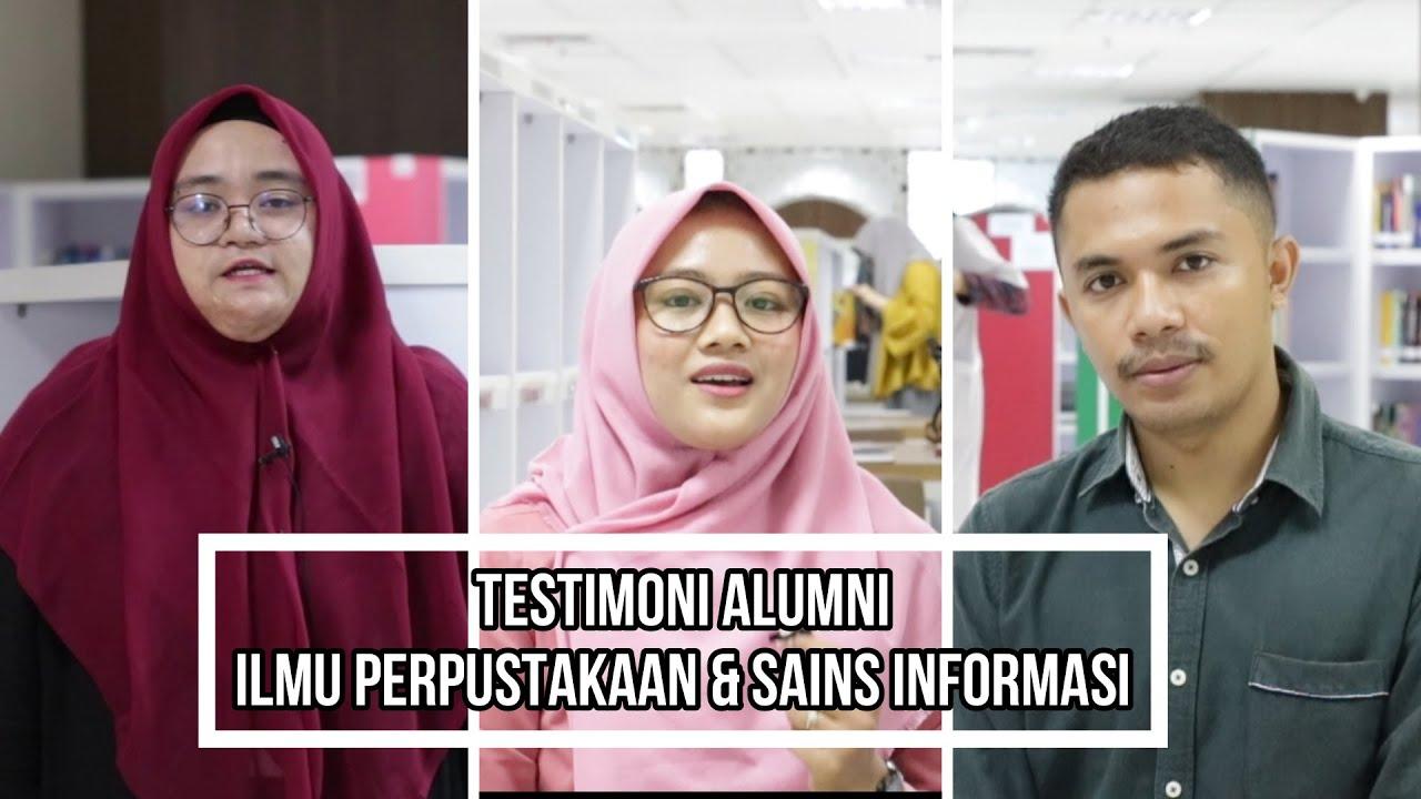 Pengakuan alumni perpustakaan dan sains informasi YARSI