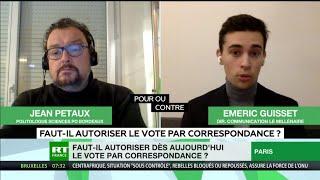 Emeric Guisset - RT - 21/12/2020