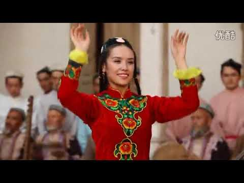 Uyghur folk song - Gulyarxan