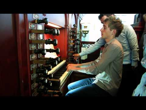 J.S. Bach -Toccata &amp Fugue in D-minor - Stephanuskerk Hasselt
