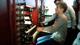 J.S. Bach  Toccata & Fugue In D Minor   Stephanuskerk Hasselt