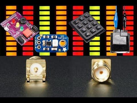 Red Orange 14 Segment Alphanumeric Displays B Blesiya 0.54 inch 4 Bit Digital LED Display Module I2C Interface For Arduino