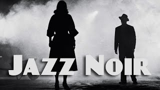 Jazz Noir | 1 Hour Jazz Noir Saxophone Music | Jazz Noir Music Playlist