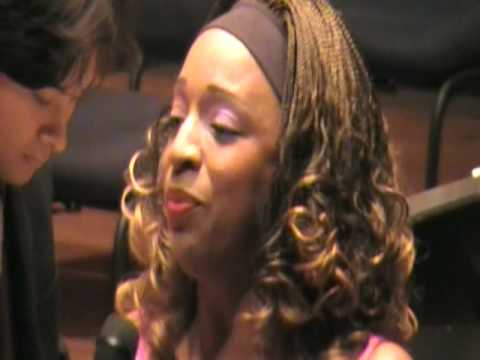 Tena DuBerry sings Human Heart from Once on This Island