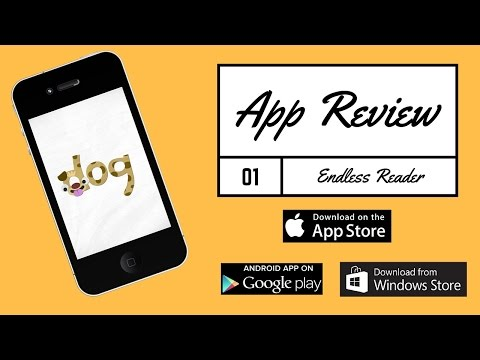 Endless Reader App – Review by an Early Years Teacher