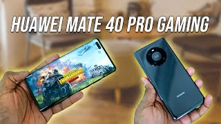 Huawei Mate 40 Pro Gaming - PubG, Speaker & Camera
