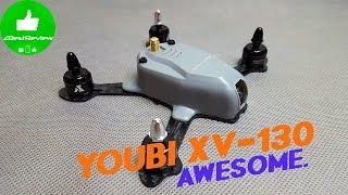 ✔ Обзор Квадрокоптера Youbi XV-130 Awesome. Banggood.com