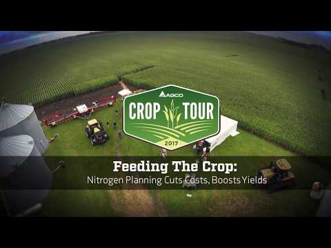 Feeding The Crop: Insights from AGCO Crop Tour 2017