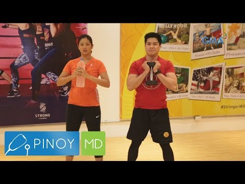 Pinoy MD: Squat exercise with Miriam Quiambao