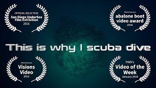This is why I scuba dive - Matthias Lebo Demo Reel 2015